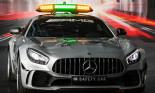 F1 Safety car, AMG GT R chiếc xe mạnh mẽ nhất của Mercedes