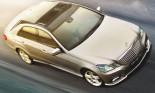 Mercedes – Benz ra mắt phiên bản E class 2012