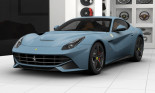 Ferrari F12 Berlinetta: đối thủ lớn của Lamborghini Aventador