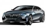 Chiếc xe đầu tiên của Vinfast sẽ ra mắt vào tháng 10/2018