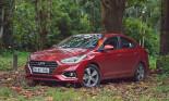 Hyundai Accent mới ra mắt tại Ấn độ, giá 250 triệu đồng