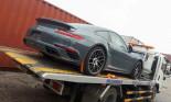 Porsche 911 Turbo S màu độc về Việt Nam đón Tết Mậu Tuất 2018