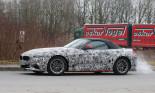 Những hình ảnh của BMW Z4 2019 mui trần ở Magna Steyr