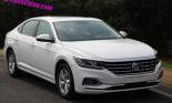 Mẫu xe Volkswagen Passat 2019 ''phiên bản'' Trung Quốc lộ diện