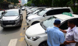 Những khó khăn về thu phí ôtô theo giờ