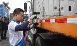 Khoảng 350.000 xe tải từ 3,5 tấn sẽ phải dán dải phản quang?