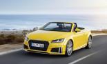 Audi TT 2019 có thêm phiên bản đặc biệt cũng động cơ hoàn toàn mới