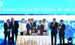 Xe buýt điện VinFast sẽ ra mắt vào cuối năm 2019