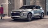 Chevrolet Blazer 2019 hoàn toàn mới hé lộ tại thị trường Mỹ