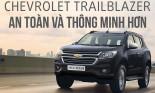 Chevrolet Trailblazer: An toàn và thông minh hơn
