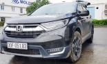 Honda Việt Nam nói gì về vấn đề gỉ sét trên CR-V 2018?