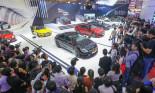 Lamborghini, Bentley và Rolls-Royce lỡ hẹn tại Vietnam Motor Show 2018