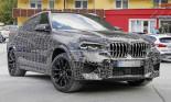 Lộ diện hình ảnh BMW X6 M mới có công suất đạt 600 mã lực