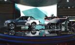 Nissan Navara Dark Sky Concept, đài quan sát không gian di động dưới mặt đất