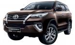 Toyota Hilux, Fortuner, Innova được nâng cấp hệ thống an toàn và nhiều tùy chọn màu sắc hơn