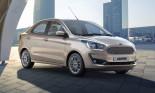 Ford Aspire 2018 ra mắt phiên bản facelift, giá bán từ 189 triệu đồng