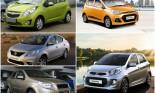 """Những mẫu xe tầm giá 300 triệu đồng """"đáng mua"""" tại Việt Nam"""