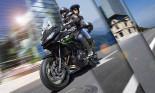 Kawasaki Versys 650 2019 ra mắt tại Ấn Độ với diện mạo mới
