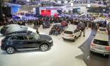 Lượng ô tô nhập từ Thái Lan giảm mạnh