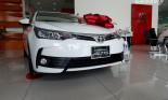 Toyota Corolla Altis phiên bản nâng cấp: bổ sung hệ thống Cruise Control, giá tăng nhẹ