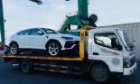 Siêu phẩm Lamborghini Urus chính thức cập bến nhà Minh Nhựa
