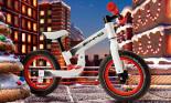 AMG ra mắt xe tự cân bằng phục vụ Giáng sinh