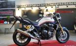 Cận cảnh Honda CB1300 SP 2019 đầu tiên lăn bánh tại Việt Nam