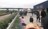 Xe tải gây tai nạn thảm khốc ở Hải Dương, ít nhất 8 người chết