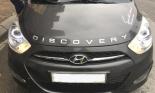 Phải chăng dòng chữ 'Discovery' quá quyền lực nên xe nào cũng dán?