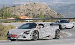 McLaren tiếp tục nhá hàng xe thể thao hybrid thay thế chiếc 570s