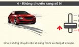 9 điều cần ghi nhớ khi lái xe số tự động