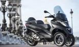 Piaggio MP3 500 Sport ABS/ASR 2014: tiện nghi và an toàn