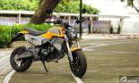 Giới thiệu Minibike GPX Demon X 125, đối thủ sừng sỏ Honda MSX 125