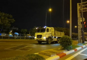 Dân mạng bất bình với loạt xe ben phóng nhanh, vượt đèn đỏ bất chấp giữa Sài Gòn
