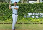 Gankas Golf Swing Cùng Quân l Tập 2: Sự quan trọng của thăng bằng l HLV Trương Chí Quân