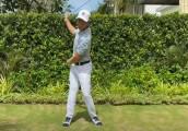 Gankas Golf Swing Cùng Quân l Tập 3: Có nên mở mũi chân khi set up l HLV Trương Chí Quân