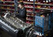 Khám phá chương trình tái sản xuất các bộ phận cơ khí Volvo Reman