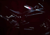 Honda tung Teaser Honda CBR250RR 2017