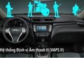 """Hệ thống giải trí """"rạp hát trong xe""""  trên Nissan X-Trail"""
