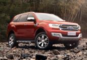 Ford Everest hoàn toàn mới xếp hạng An toàn 5