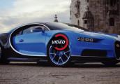 Cái nhìn chi tiết về  siêu phẩm Bugatti Chiron
