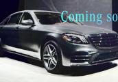 Xem trước sedan siêu sang Mercedes-Benz S-Class 2018
