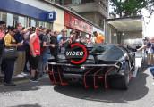 Siêu phẩm Lamborghini Centenario lần đầu xuất hiện tại Anh