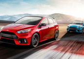 Ford Focus RS bản Limited Edition giới hạn chỉ 1.500 chiếc