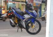"""Yamaha Exciter 150 độ """"khạc lửa"""" như siêu xe"""