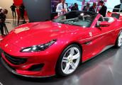 Diện kiến mẫu xe mui trần Ferrari Portofino hoàn toàn mới