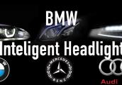 Mức độ thông minh của hệ thống đèn pha trên Mercedes-Benz, BMW và Audi