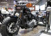 Harley-Davidson trình làng Softail Fat Bob hoàn toàn mới tại VIMS 2017, giá từ 799 triệu đồng