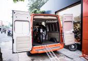 Đập thùng KTM 1290 Super Duke R 638 triệu tại Sài Thành