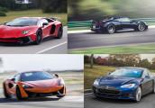 Top 8 siêu xe tăng tốc nhanh nhất thế kỷ 21